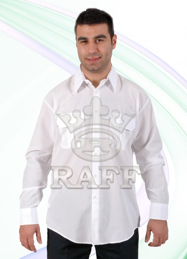 CHEMISE BLANCHE 317