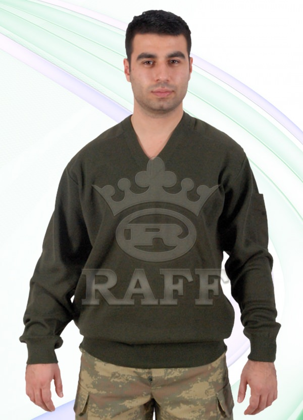 PULL OVER CAMOUFLAGE MILITAIRE 083