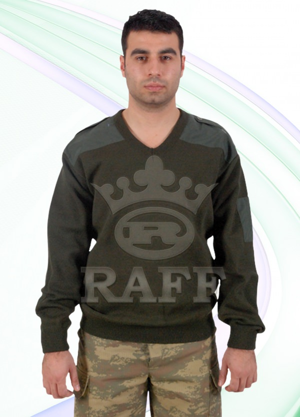 PULL OVER CAMOUFLAGE MILITAIRE 081