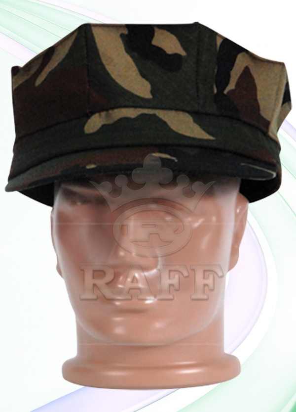 CASQUETTE CAMOUFLAGE MILITAIRE 1019